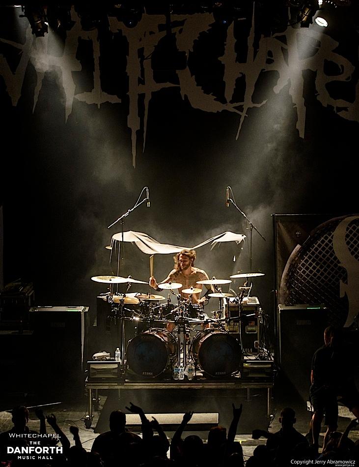 20130206 Whitechapel at The Danforth Music Hall Toronto 0364 copy