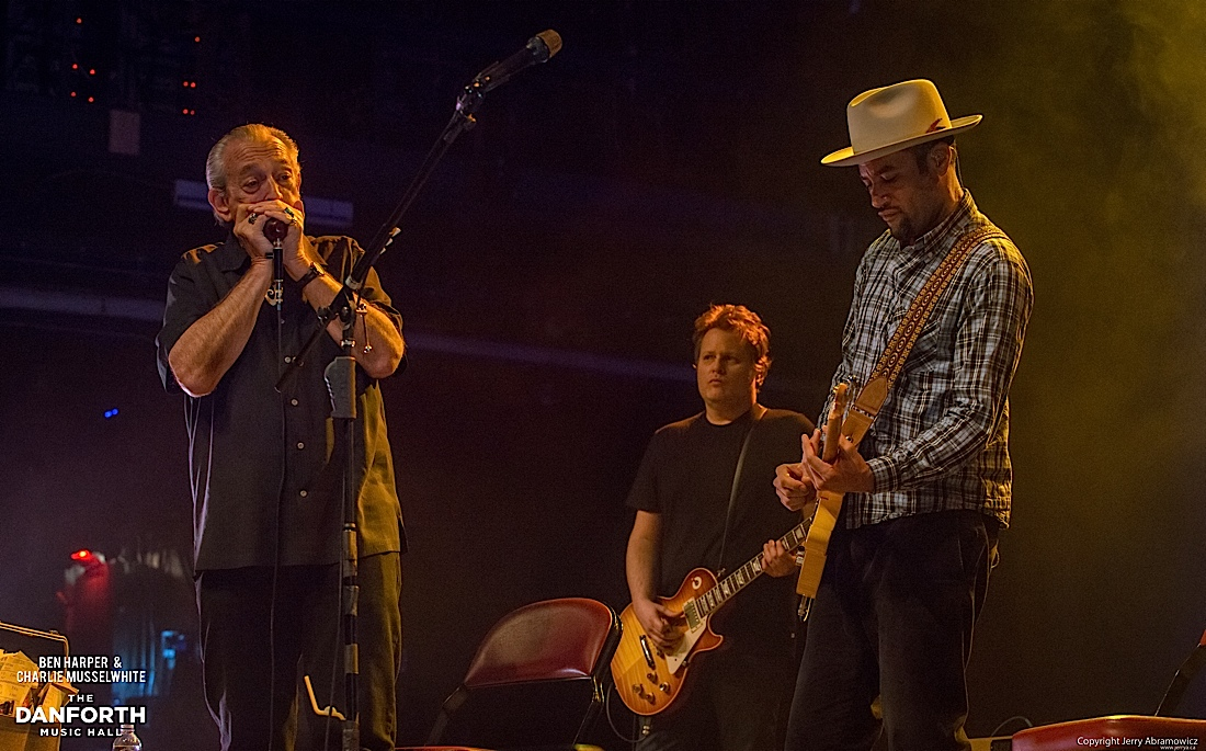 20130301 Ben Harper and Charlie Musselwhite at The Danforth Music Hall Toronto 0241
