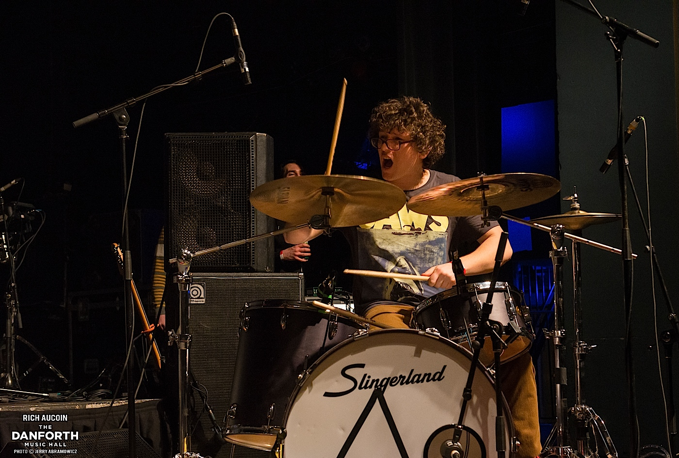 RICH AUCOIN plays at The Danforth Music Hall.