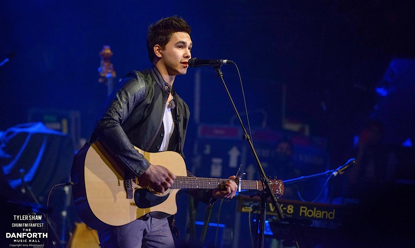 20130322 Tyler Shaw at The Danforth Music Hall Toronto 0129 copy