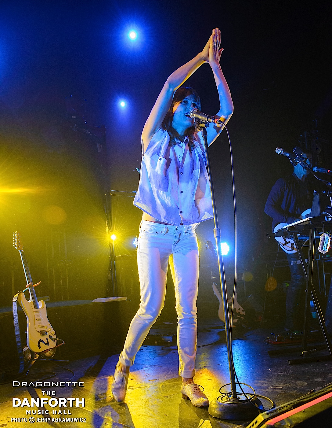 20130510 Dragonette performs at The Danforth Music Hall Toronto 0305