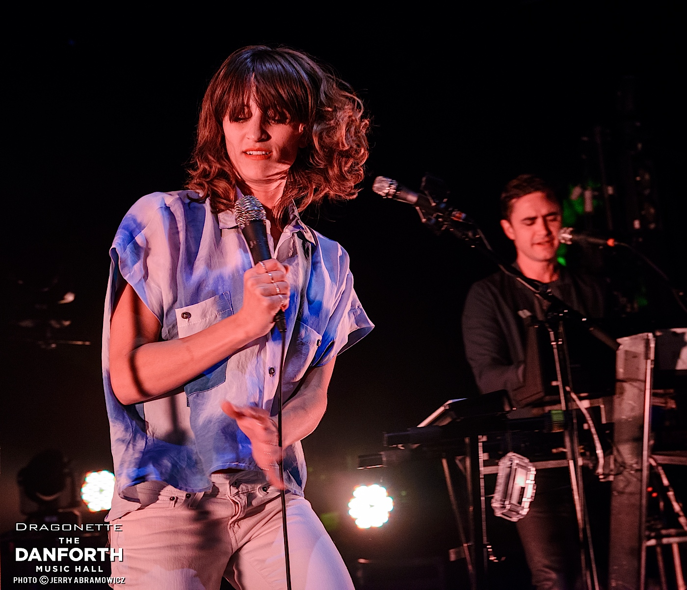 20130510 Dragonette performs at The Danforth Music Hall Toronto 0456