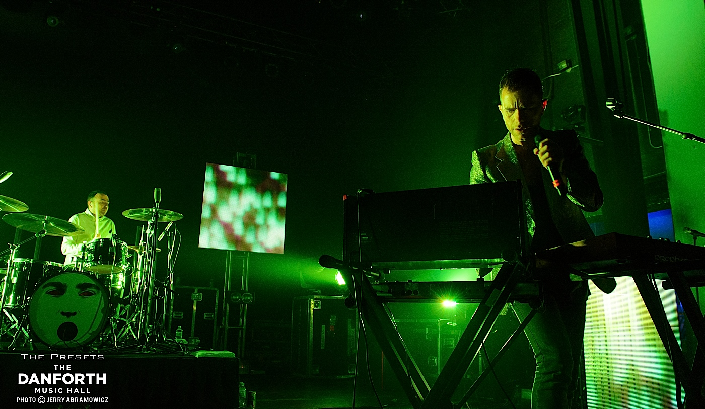 20130510 The Presets perform at The Danforth Music Hall Toronto 0094