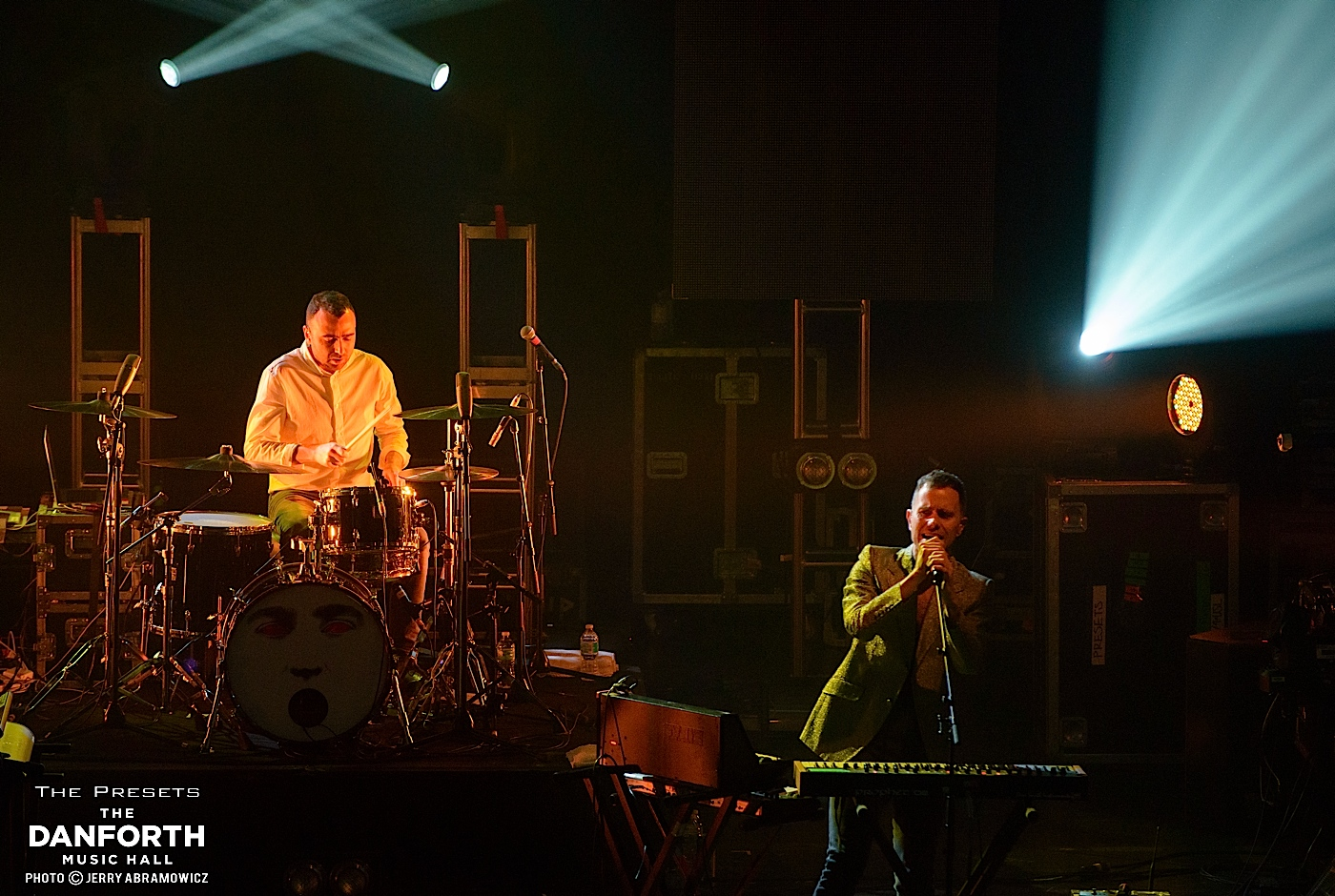 20130510 The Presets perform at The Danforth Music Hall Toronto 0672
