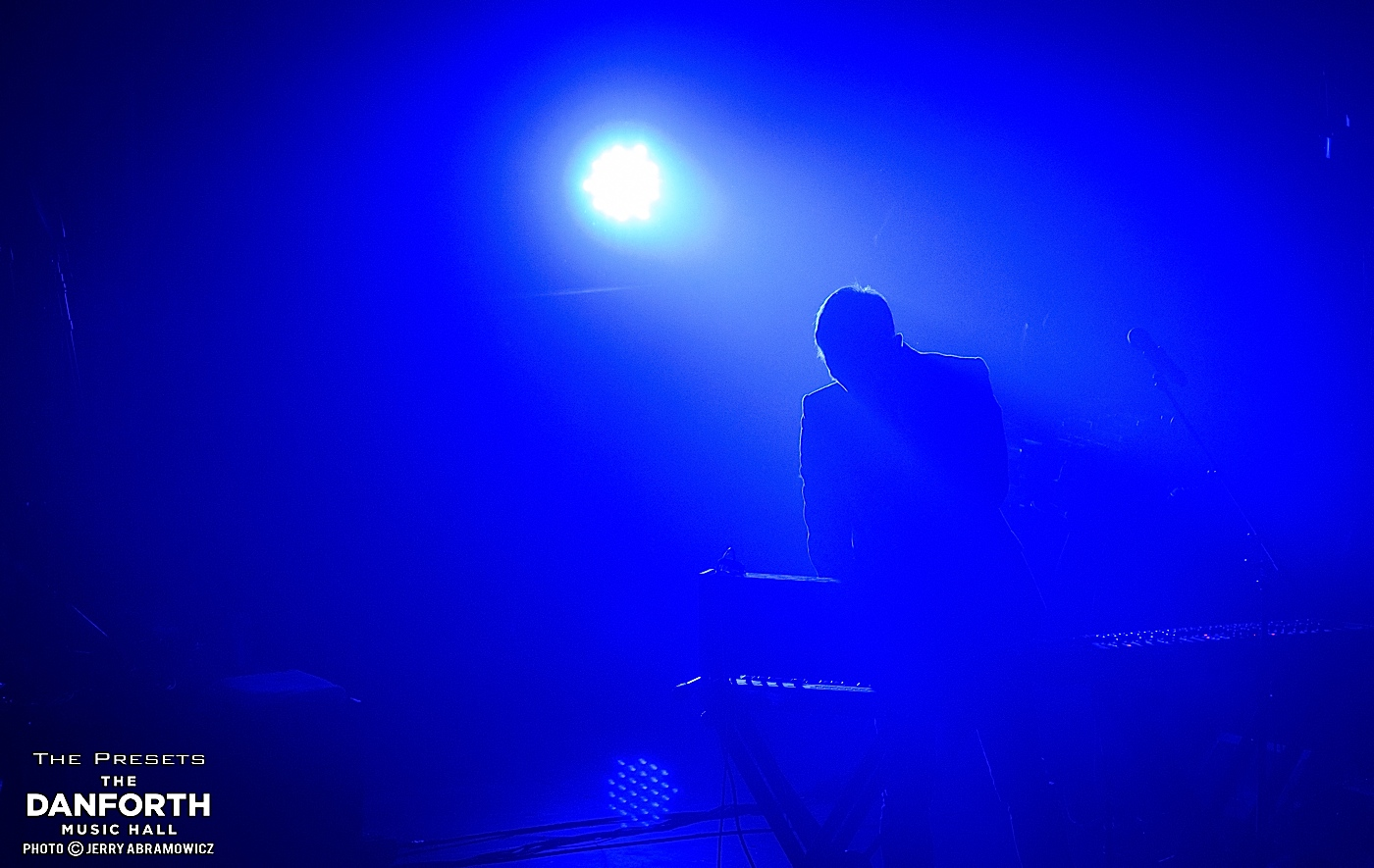 20130510 The Presets perform at The Danforth Music Hall Toronto 0733
