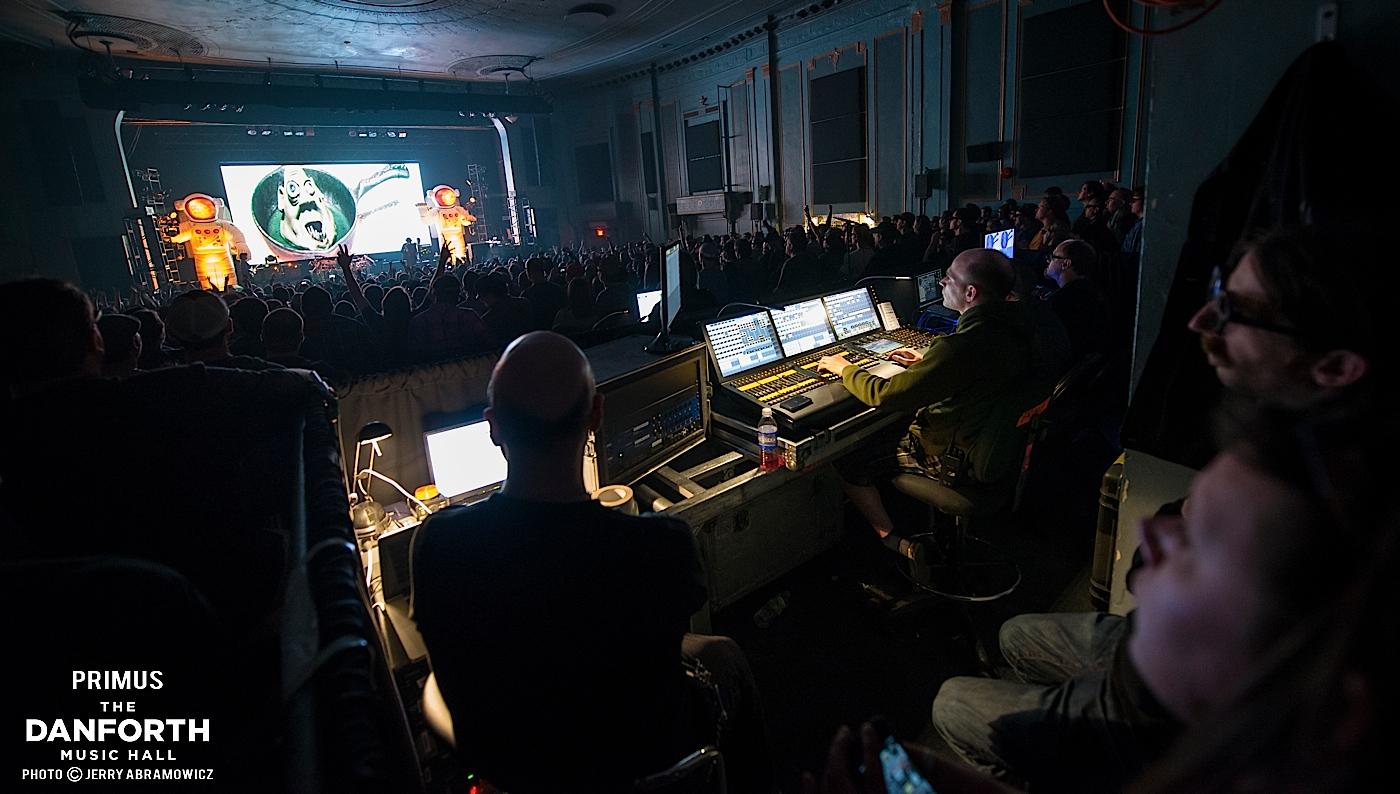 20130608 Primus performs at The Danforth Music Hall Toronto 0204