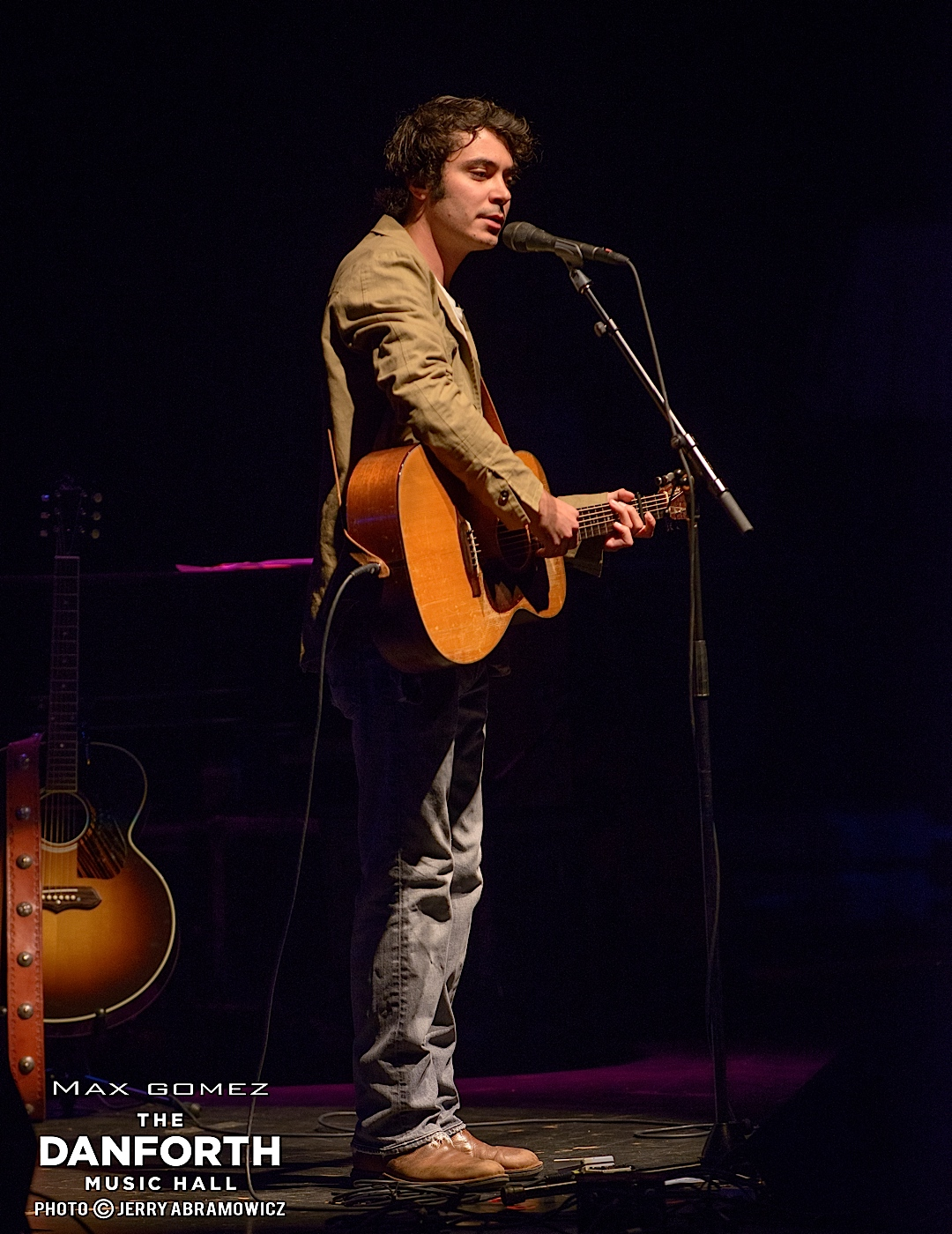 20130611 Max Gomez performs at The Danforth Music Hall Toronto 0018