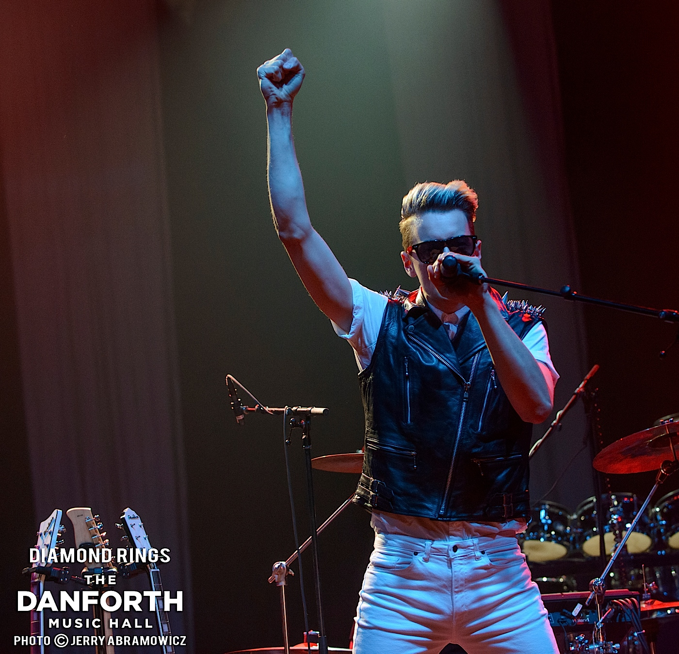 20130711 Diamond Rings at The Danforth Music Hall 0095
