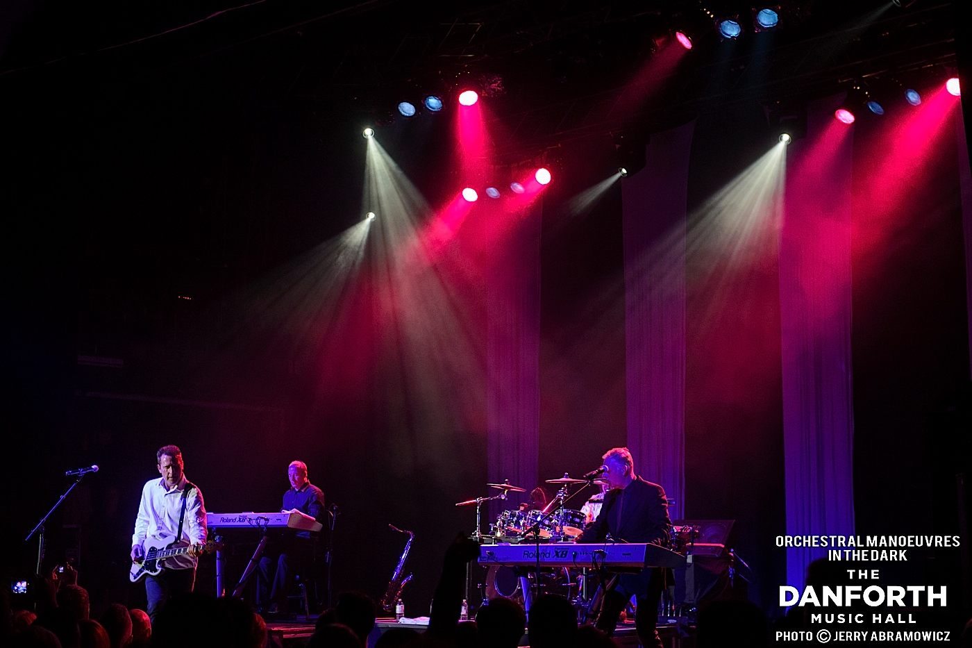 20130711 Orchestral Manoeuvres in the Dark at The Danforth Music Hall 0087