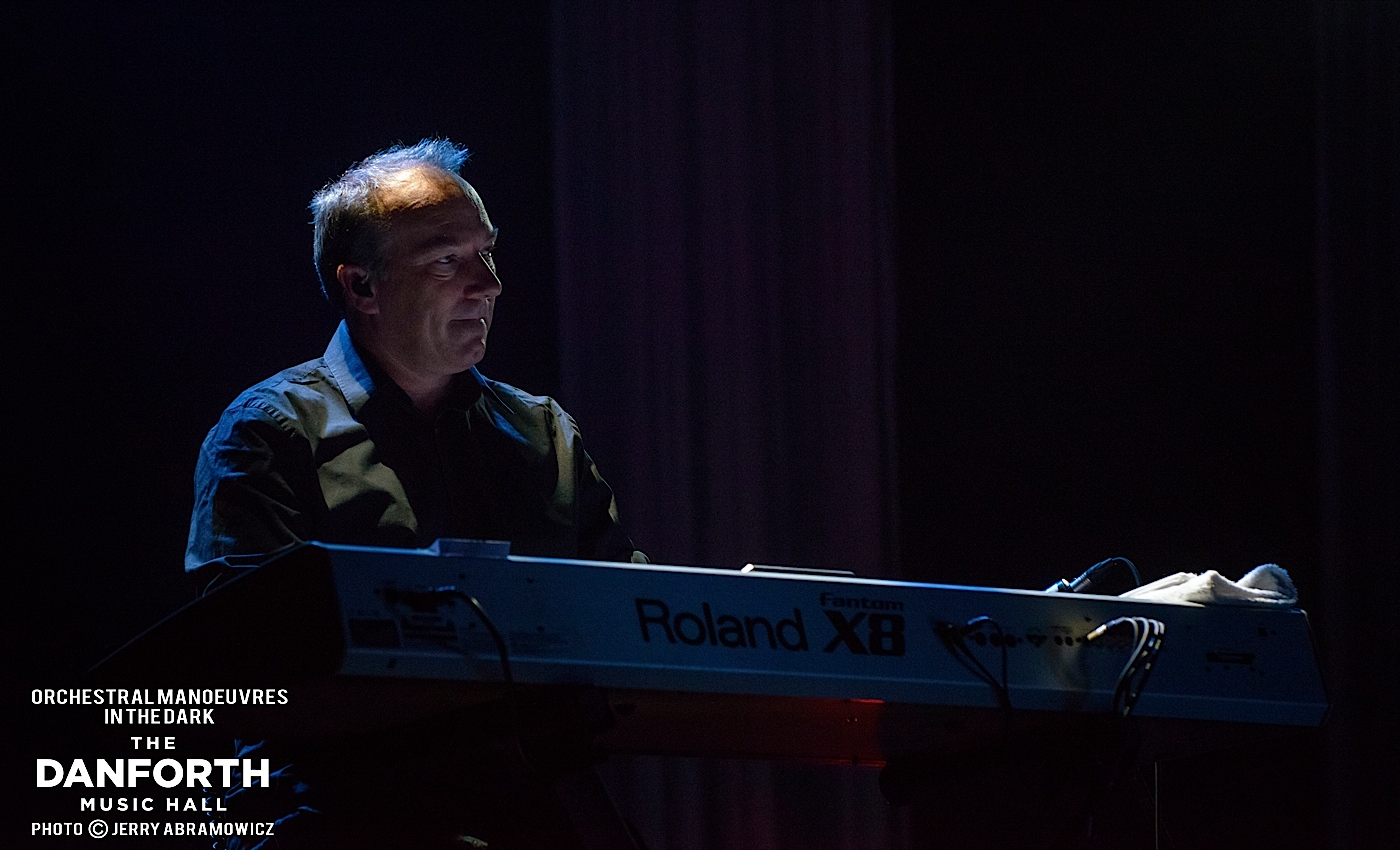 20130711 Orchestral Manoeuvres in the Dark at The Danforth Music Hall 0173