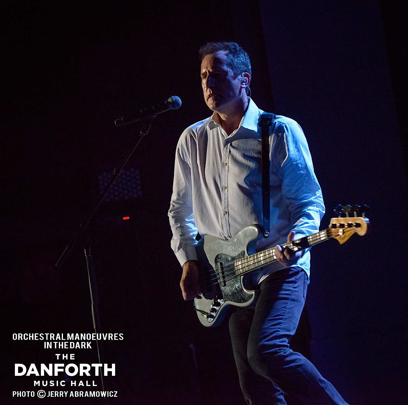 20130711 Orchestral Manoeuvres in the Dark at The Danforth Music Hall 0240