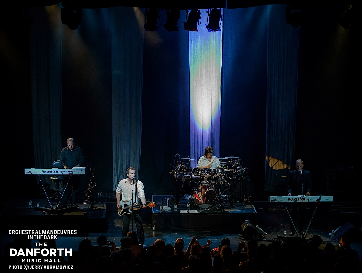 20130711 Orchestral Manoeuvres in the Dark at The Danforth Music Hall 0331