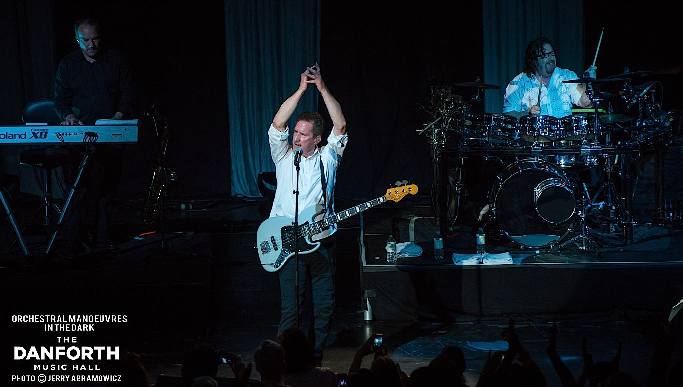 20130711 Orchestral Manoeuvres in the Dark at The Danforth Music Hall 0364
