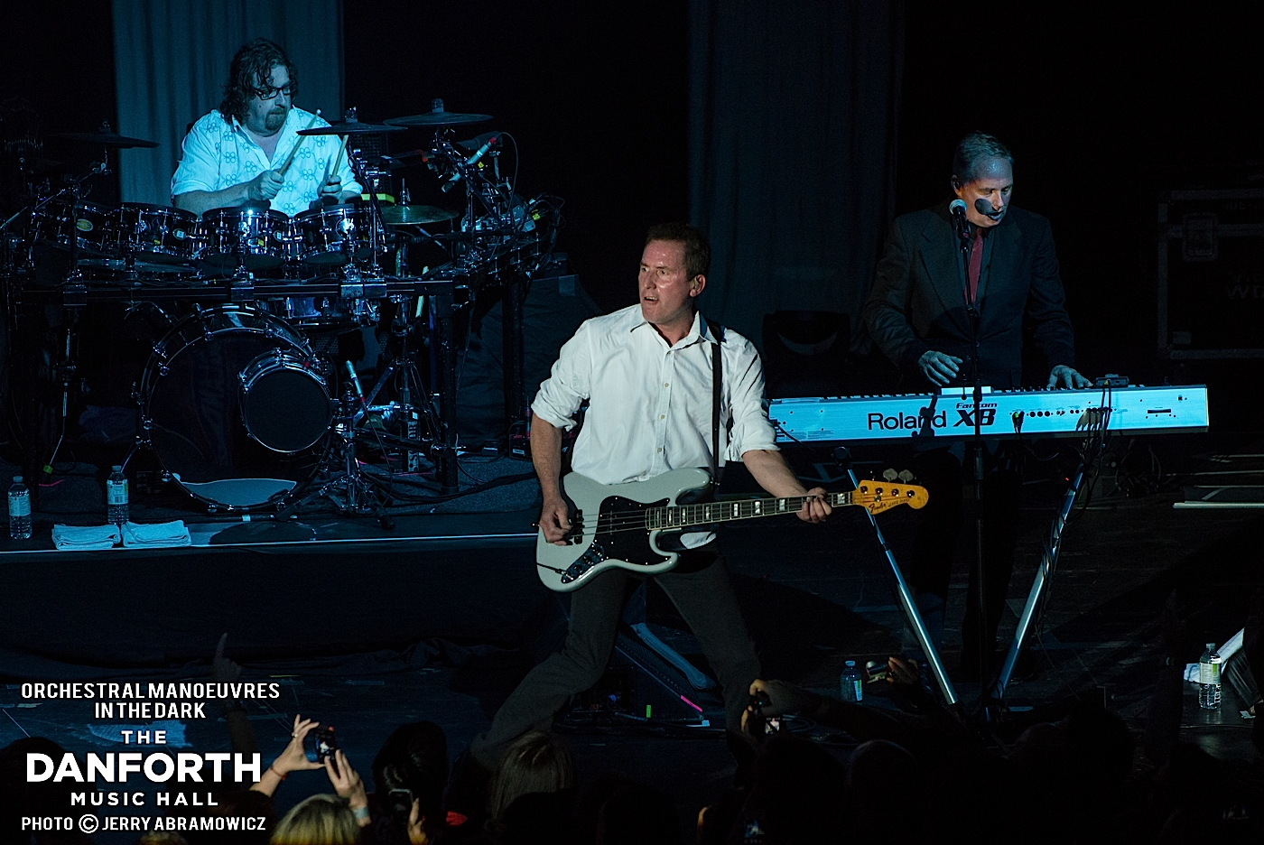 20130711 Orchestral Manoeuvres in the Dark at The Danforth Music Hall 0381