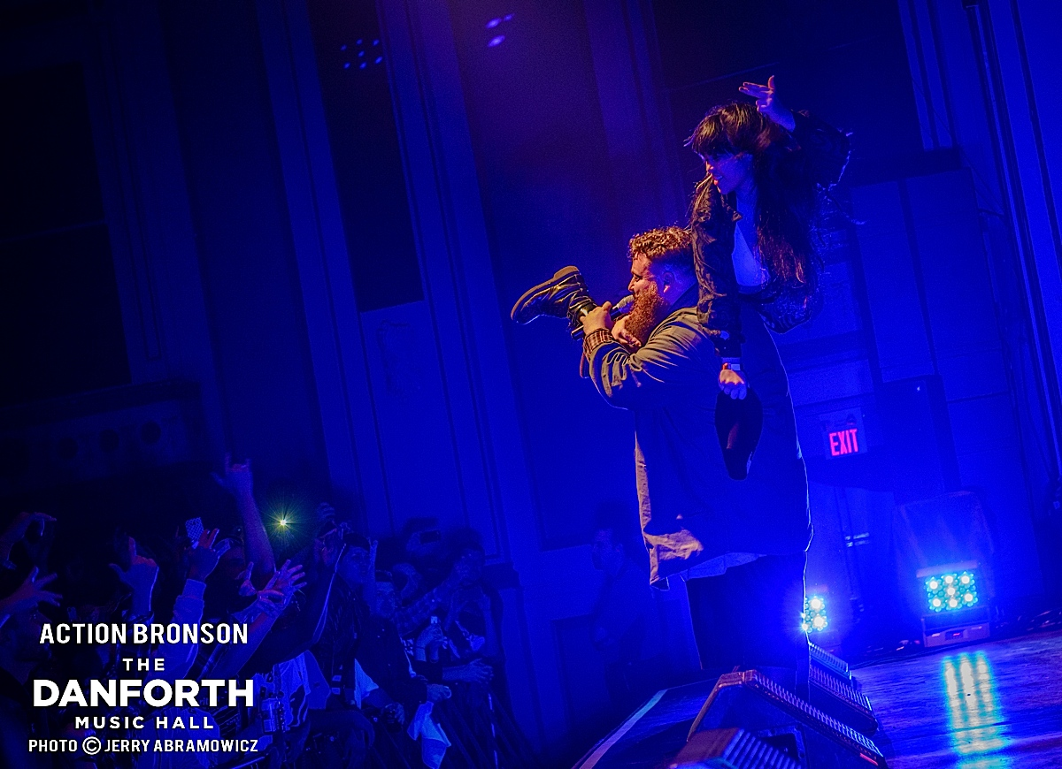 20131001 Action Bronson at The Danforth Music Hall Toronto 0230