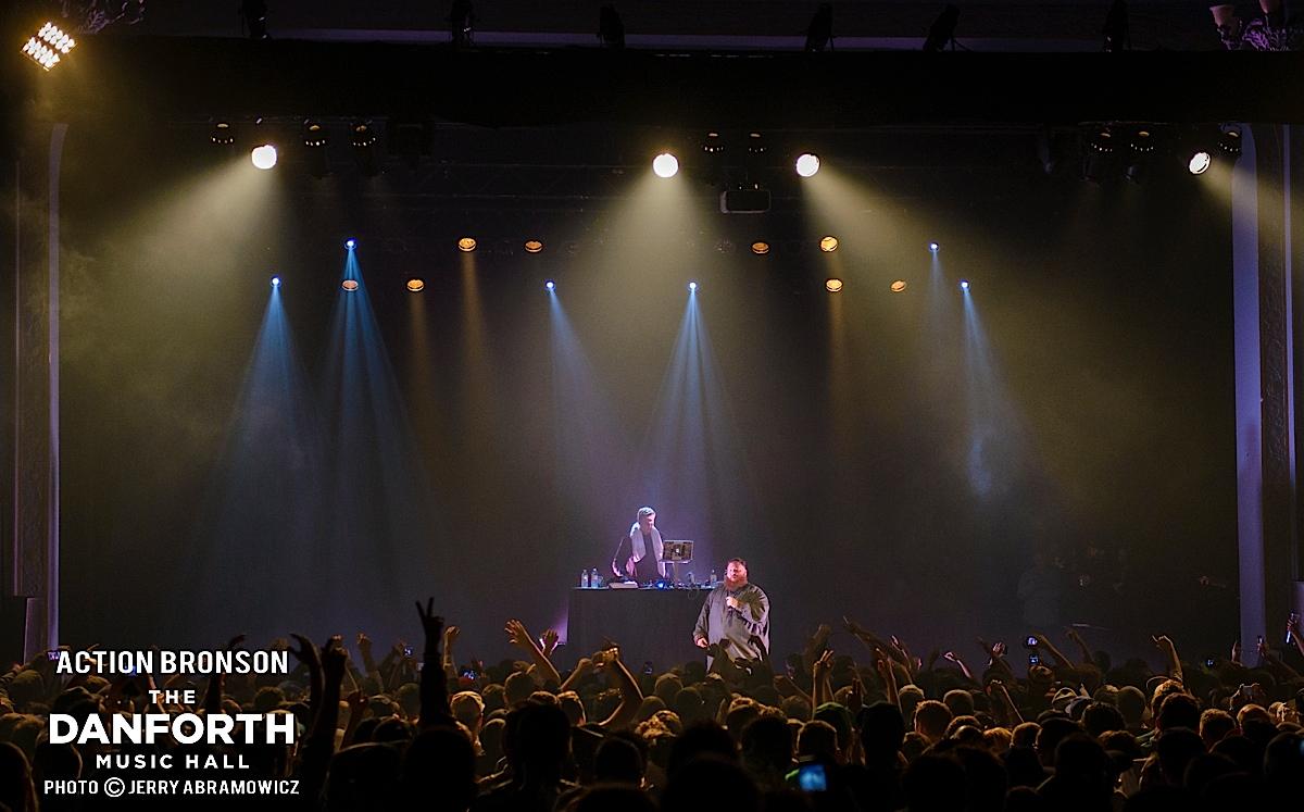 20131001 Action Bronson at The Danforth Music Hall Toronto 0257