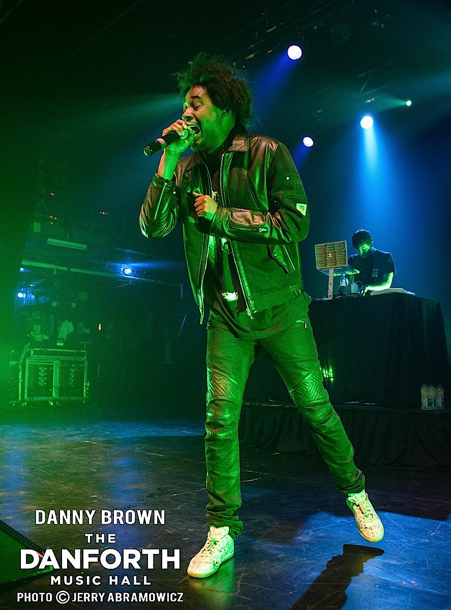 20131001 Danny Brown at The Danforth Music Hall Toronto 0059