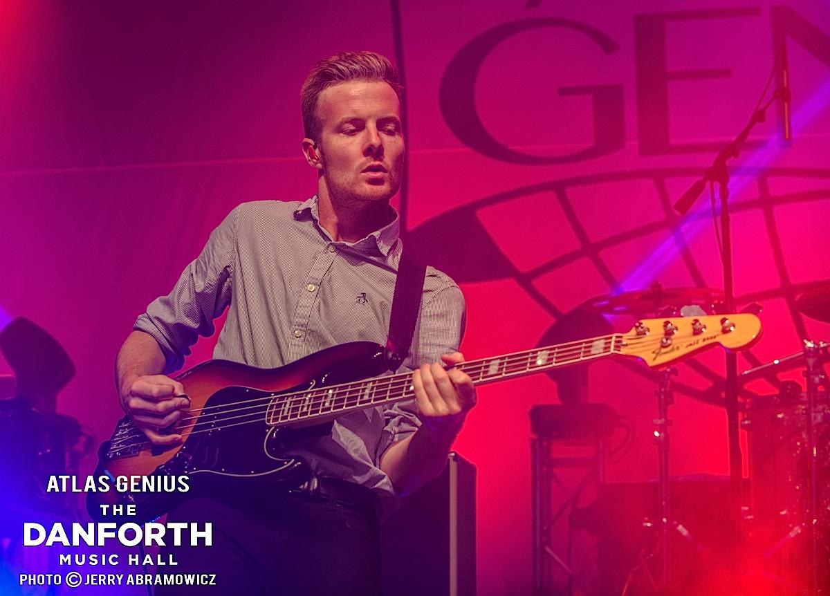 20131004 Atlas Genius at The Danforth Music Hall Toronto 0400