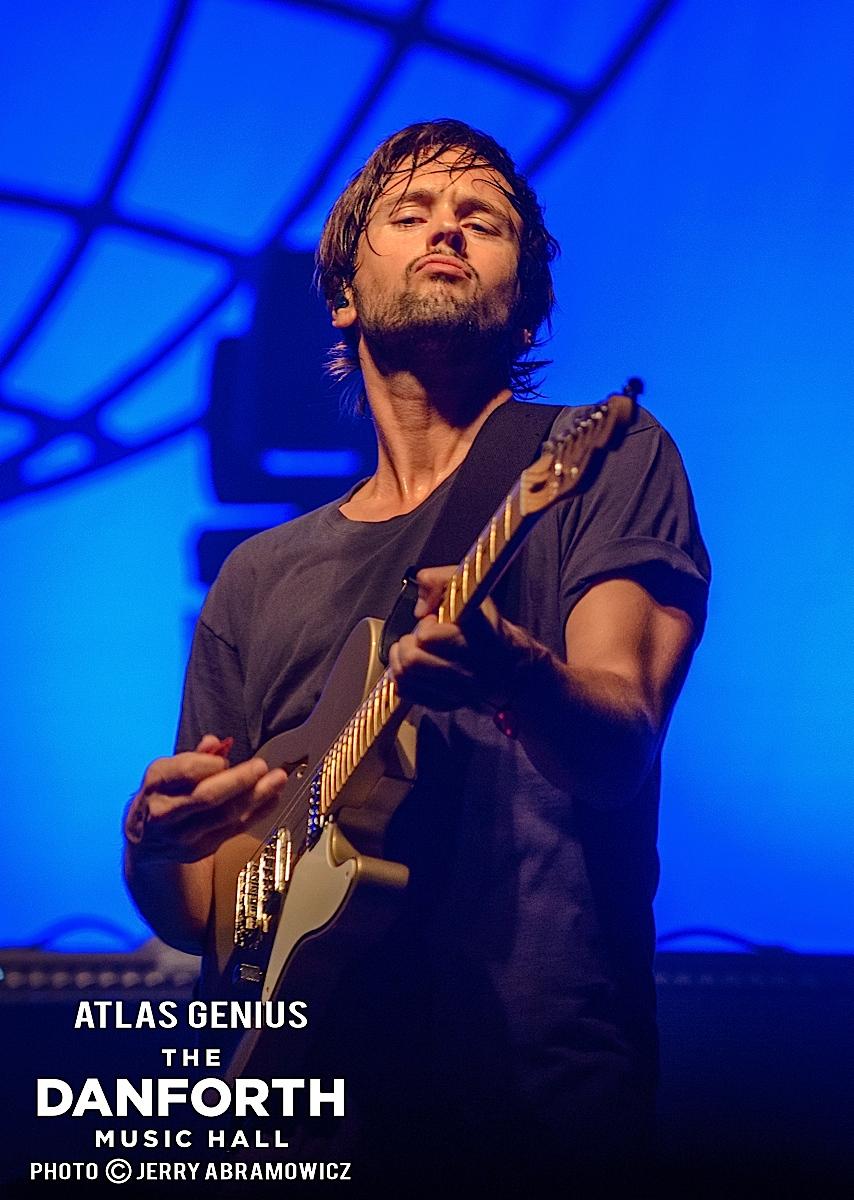 20131004 Atlas Genius at The Danforth Music Hall Toronto 0817