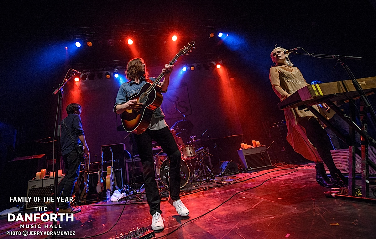 20131004 Family of the Year at The Danforth Music Hall Toronto 0122