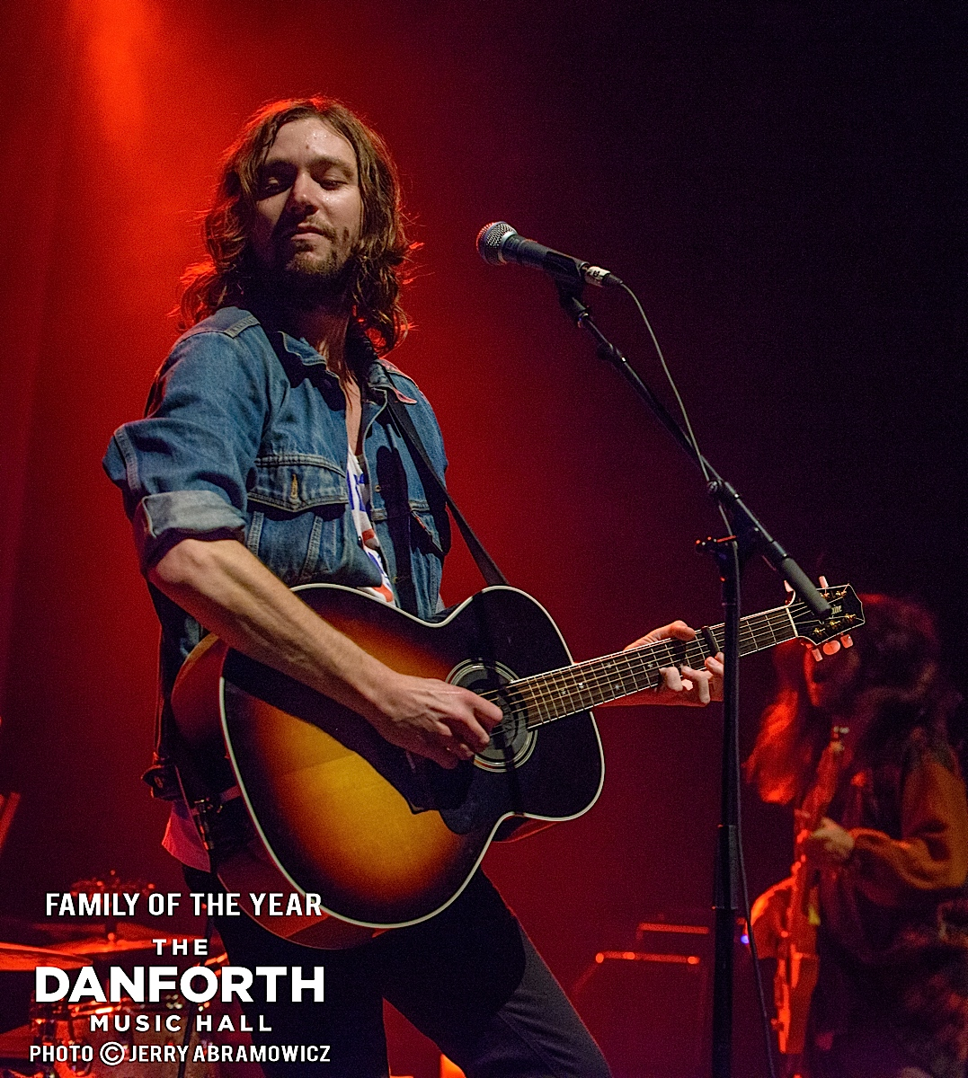 20131004 Family of the Year at The Danforth Music Hall Toronto 0249