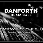 01 Danforth Music Hall Bombay Bicycle Club
