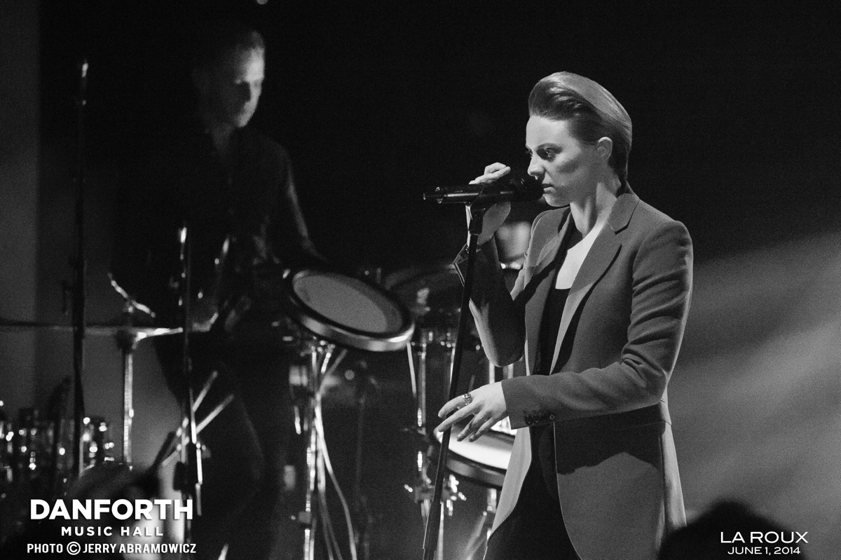 20140601 La Roux at The Danforth Music Hall-68