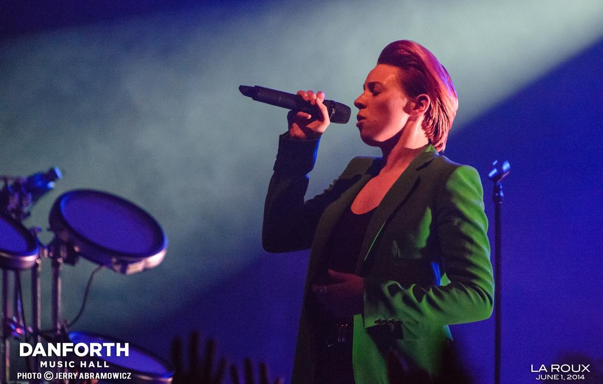 20140601 La Roux at The Danforth Music Hall-692