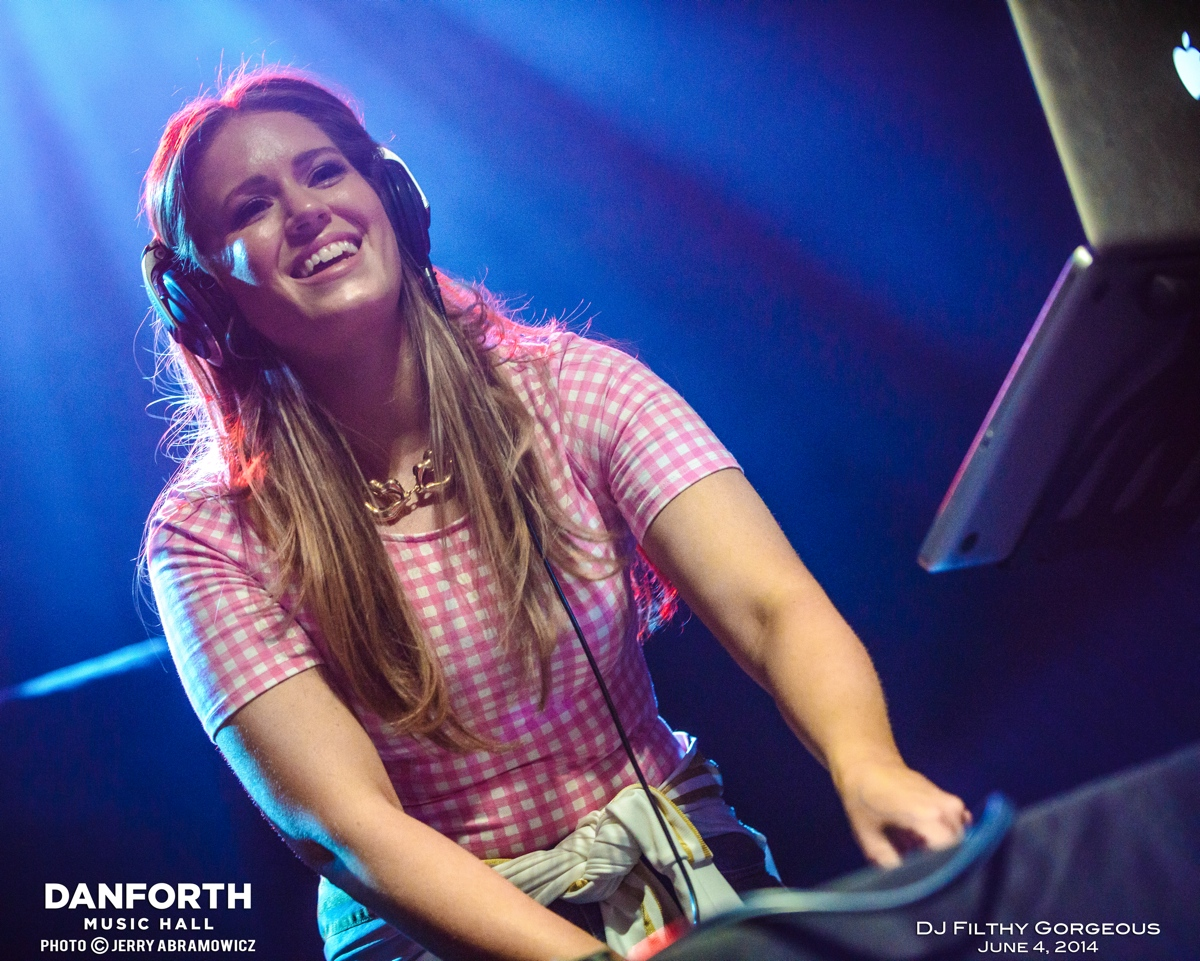 20140604 DJ Filthy Gorgeous at The Danforth Music Hall-260