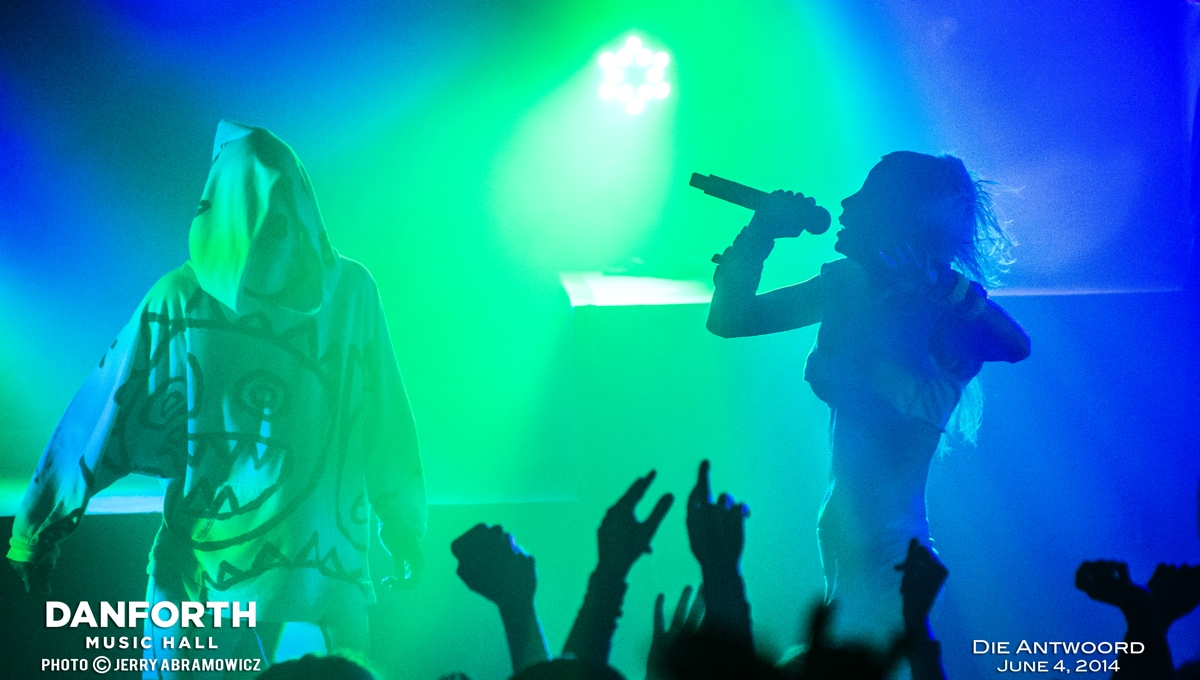20140604 Die Antwoord at The Danforth Music Hall-1028