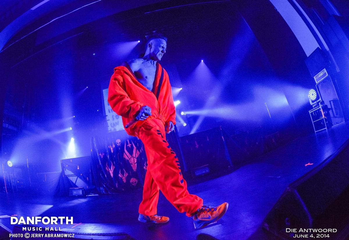 20140604 Die Antwoord at The Danforth Music Hall-1409