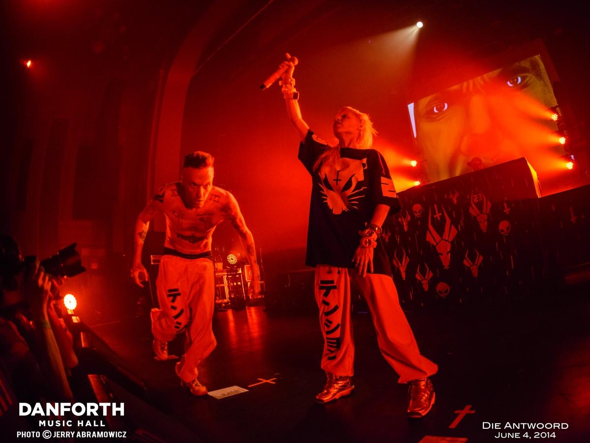 20140604 Die Antwoord at The Danforth Music Hall-1534