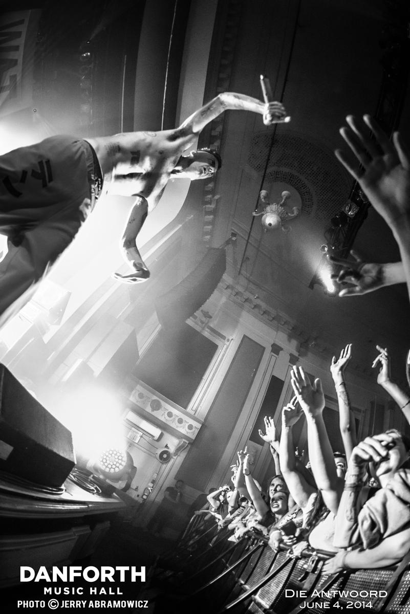 20140604 Die Antwoord at The Danforth Music Hall-1566