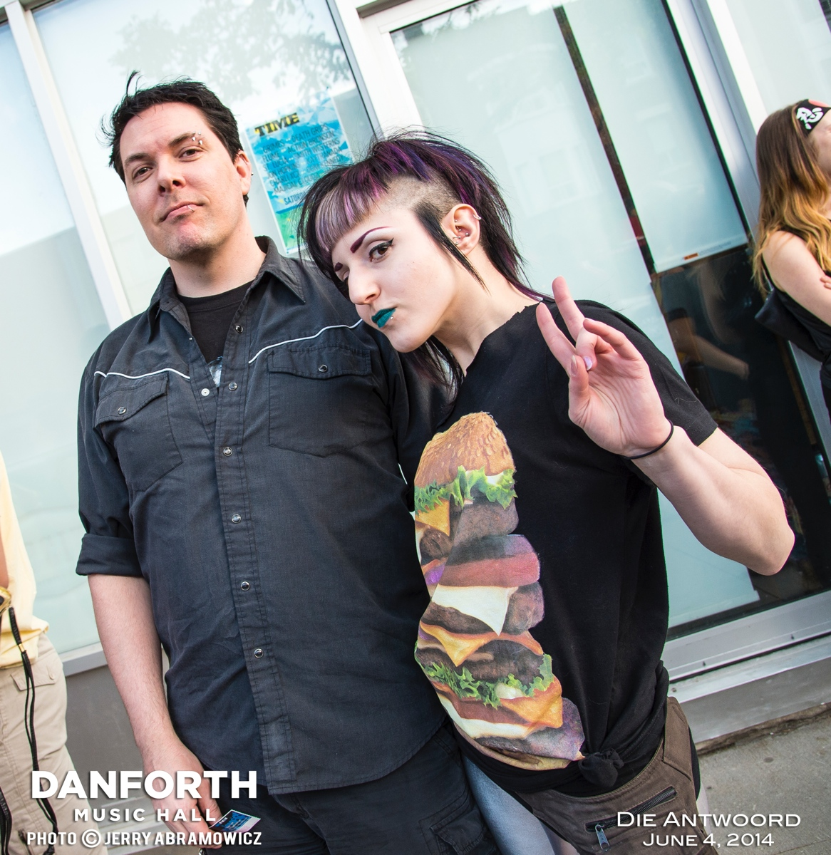 20140604 Die Antwoord at The Danforth Music Hall-18