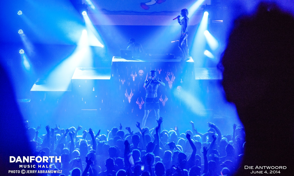 20140604 Die Antwoord at The Danforth Music Hall-1853