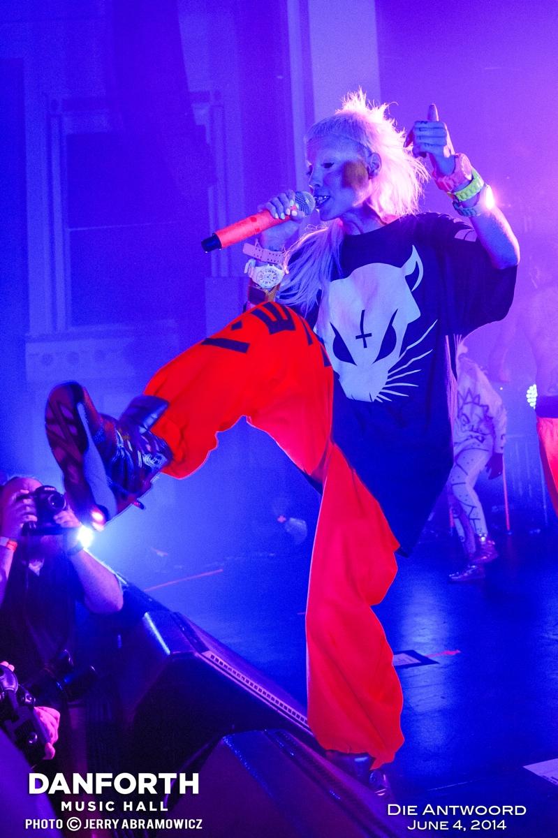 20140604 Die Antwoord at The Danforth Music Hall-311
