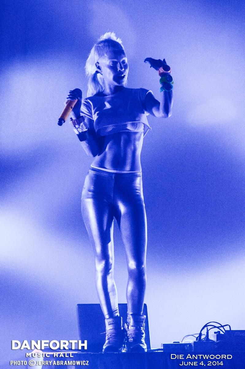 20140604 Die Antwoord at The Danforth Music Hall-675