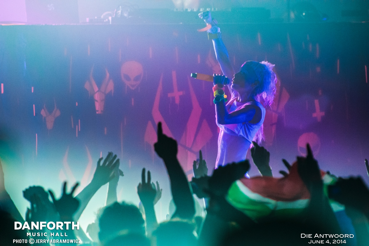 20140604 Die Antwoord at The Danforth Music Hall-977