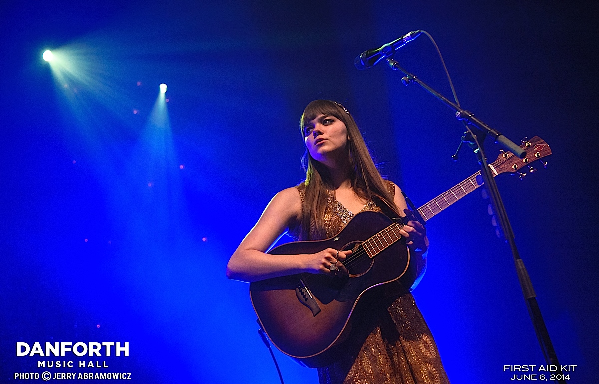 20140606 First Aid Kit at The Danforth Music Hall-215