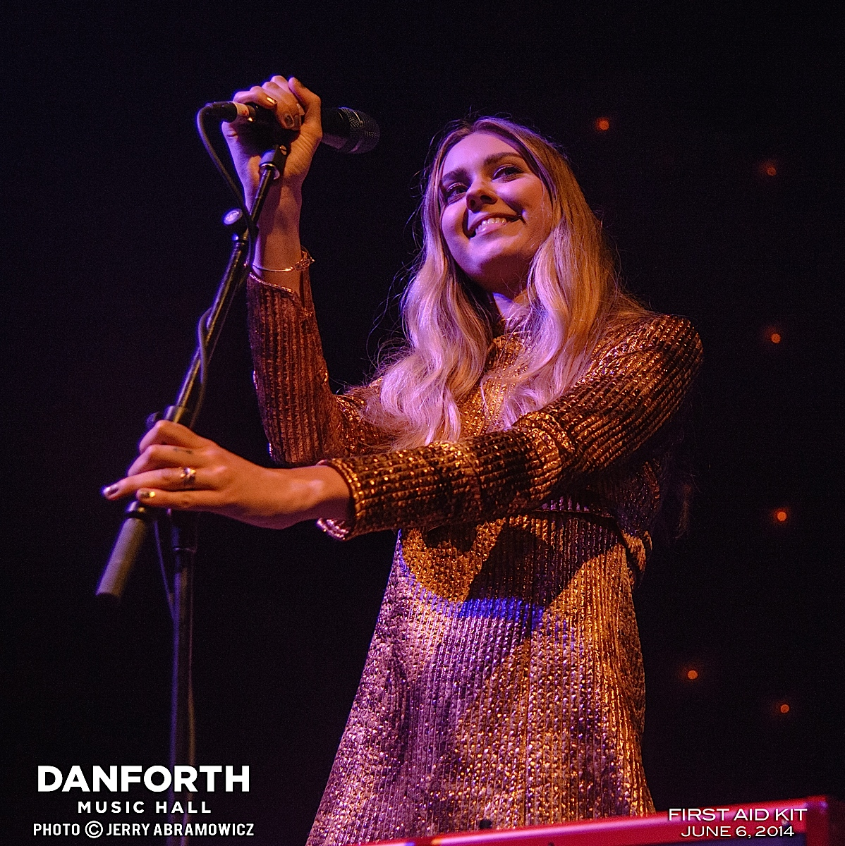 20140606 First Aid Kit at The Danforth Music Hall-277