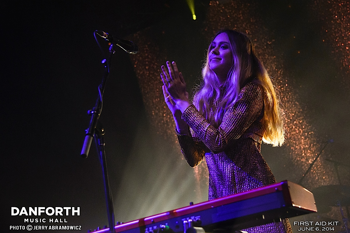 20140606 First Aid Kit at The Danforth Music Hall-324