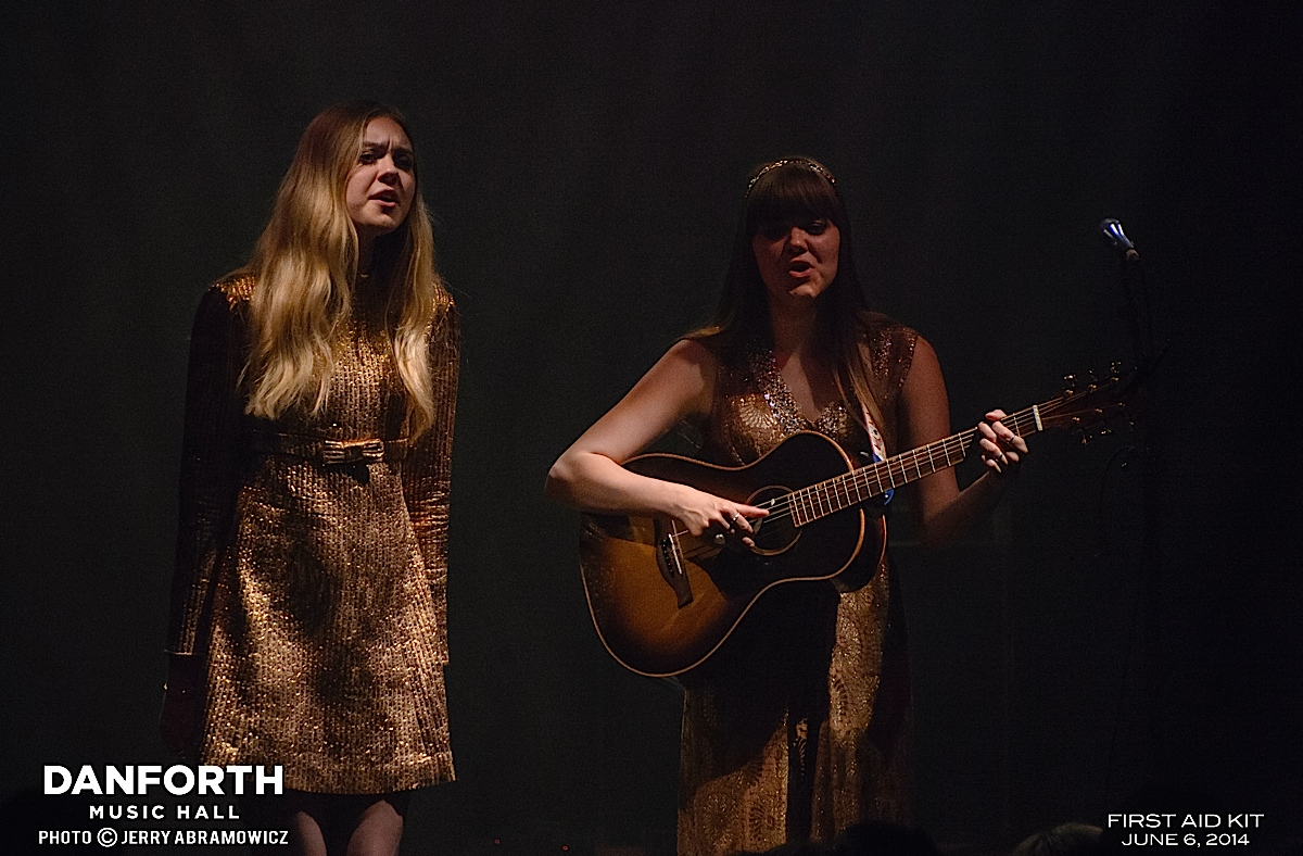 20140606 First Aid Kit at The Danforth Music Hall-512