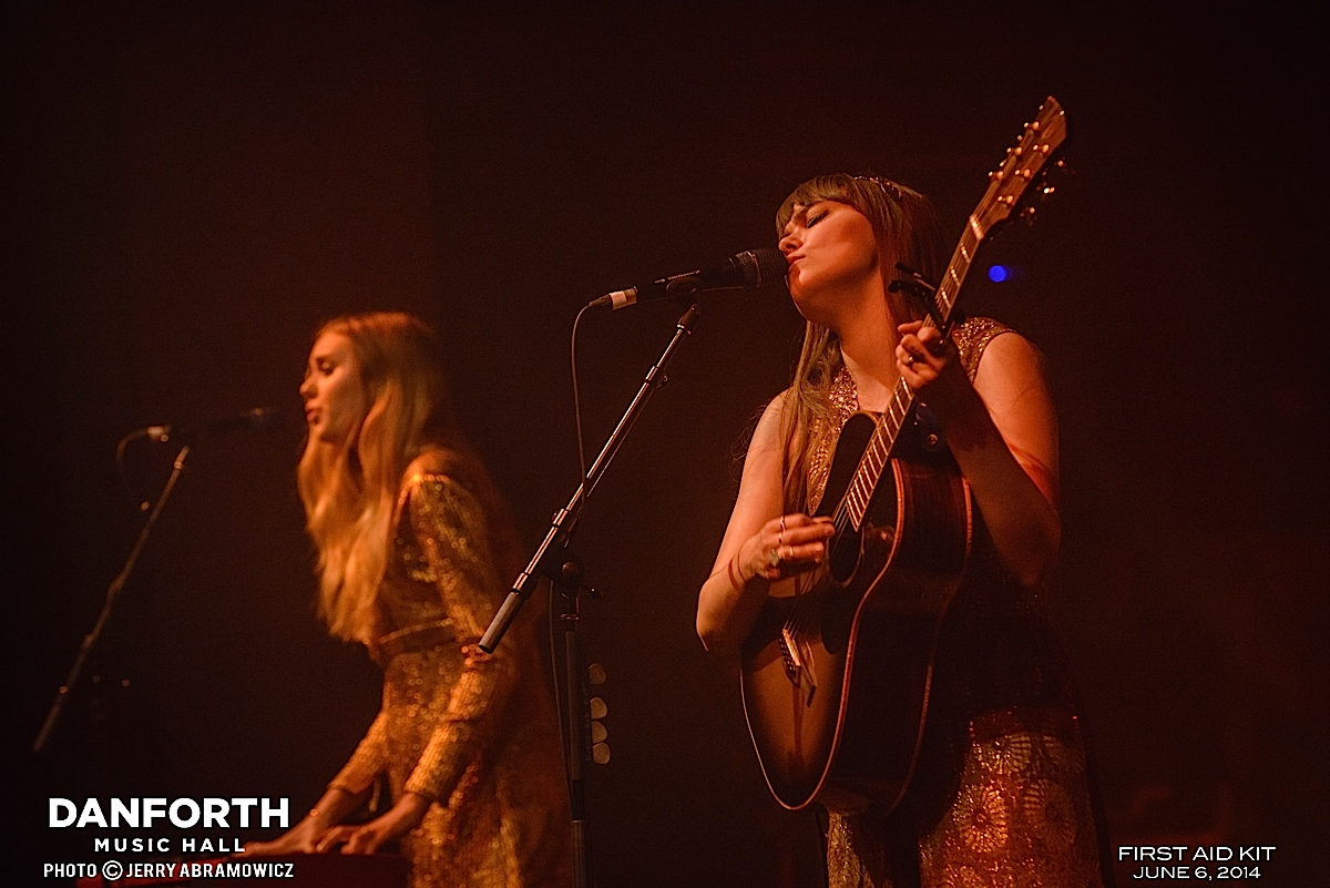 20140606 First Aid Kit at The Danforth Music Hall-827