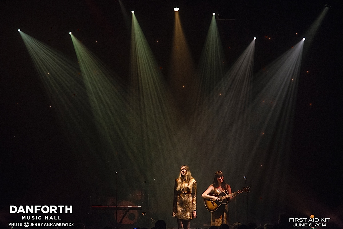 20140606 First Aid Kit at The Danforth Music Hall-914