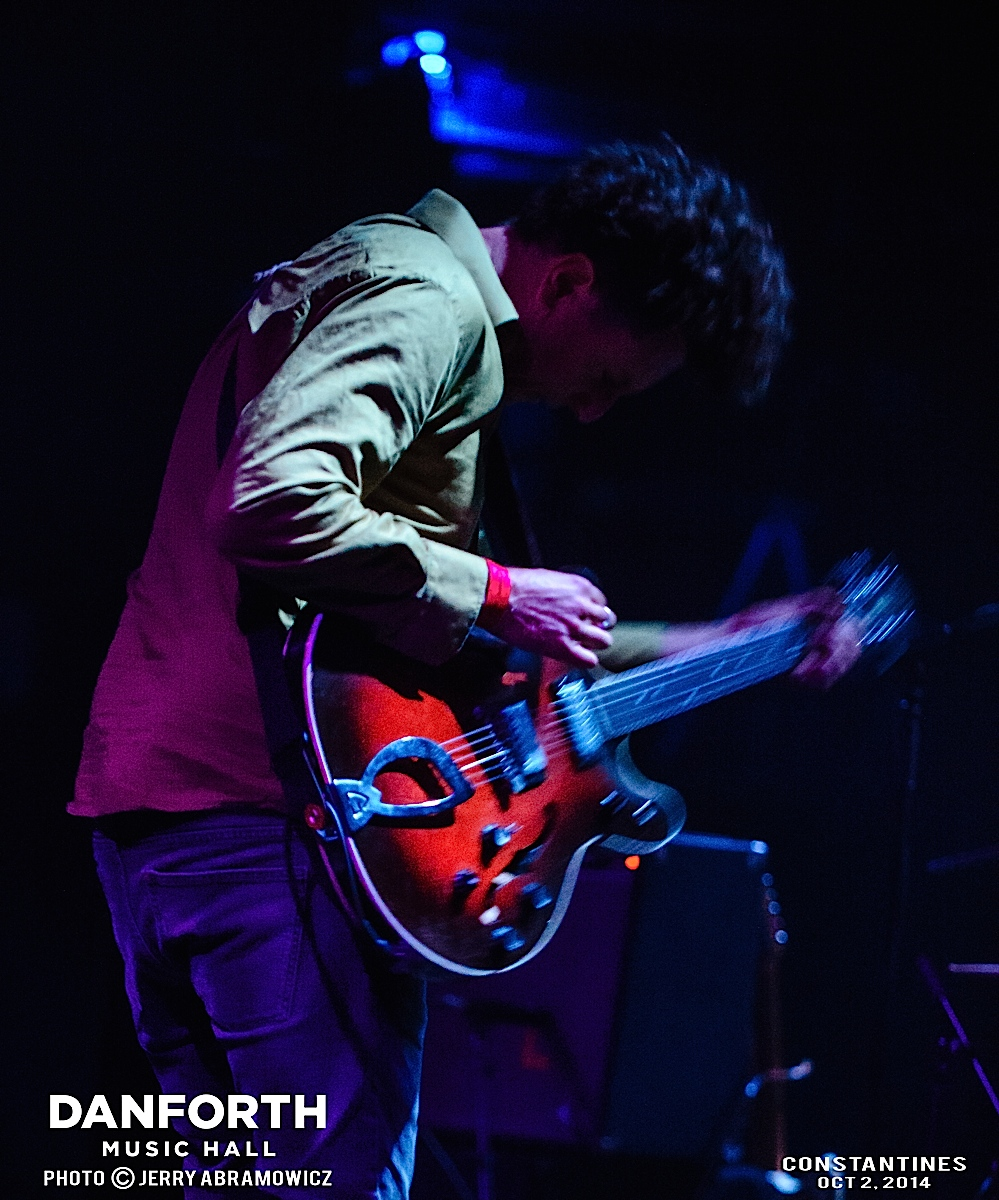 20141002 Constantines at The Danforth Music Hall-402