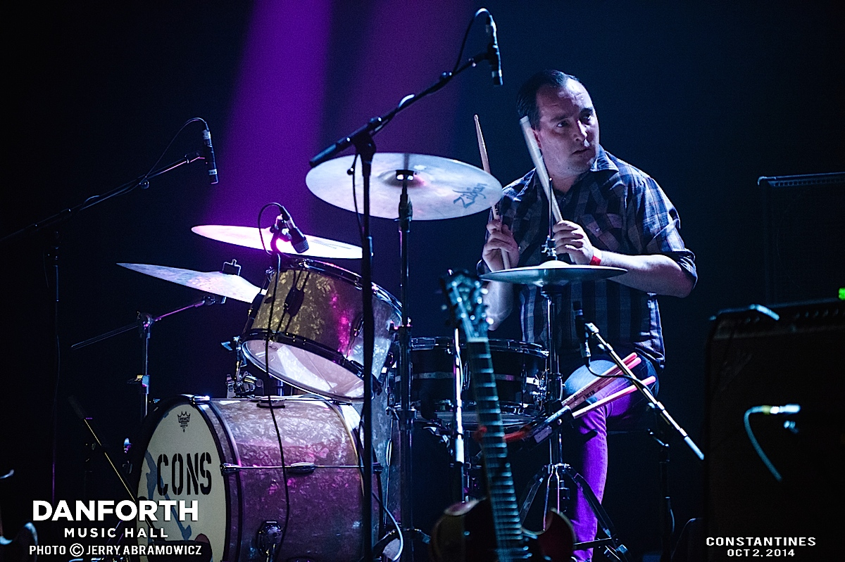 20141002 Constantines at The Danforth Music Hall-563