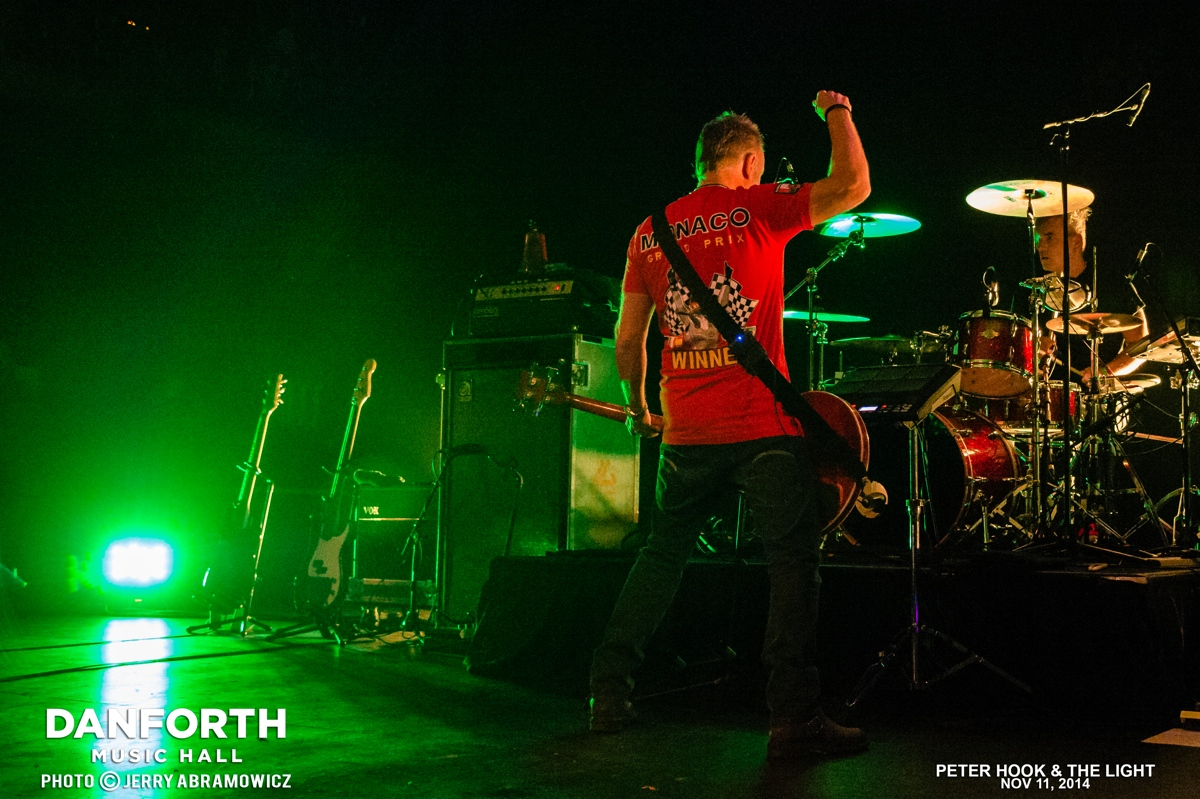 20141111 Peter Hook & The Light at The Danforth Music Hall-319