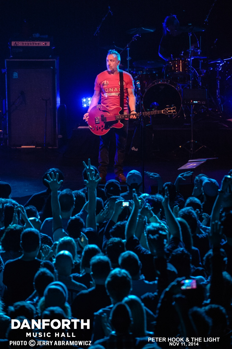20141111 Peter Hook & The Light at The Danforth Music Hall-471