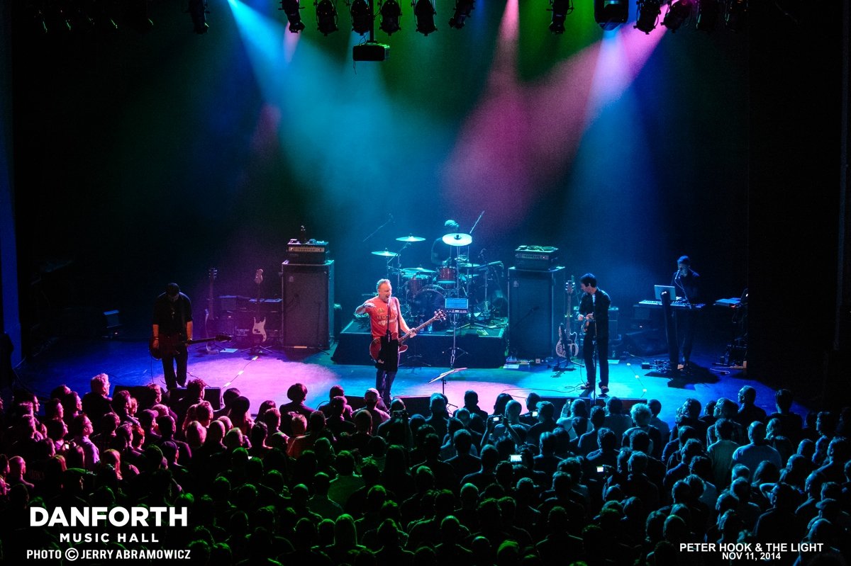 20141111 Peter Hook & The Light at The Danforth Music Hall-512