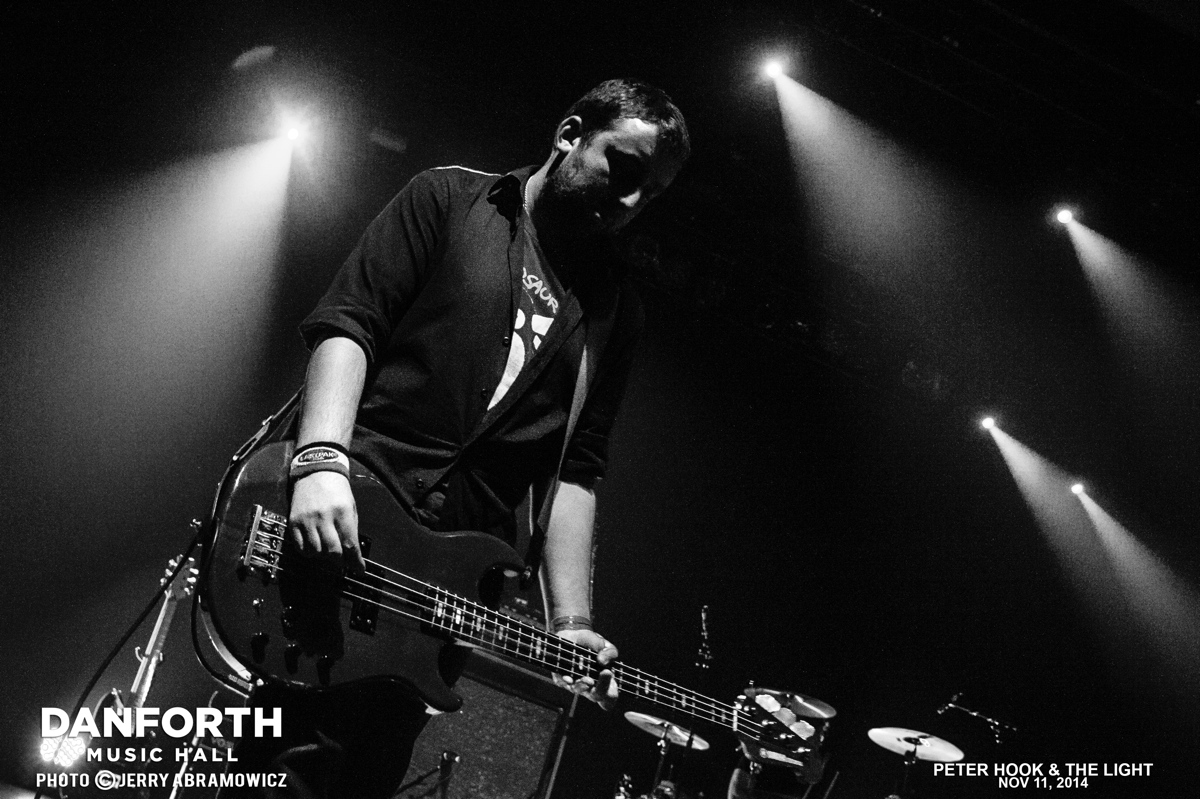 20141111 Peter Hook & The Light at The Danforth Music Hall-81